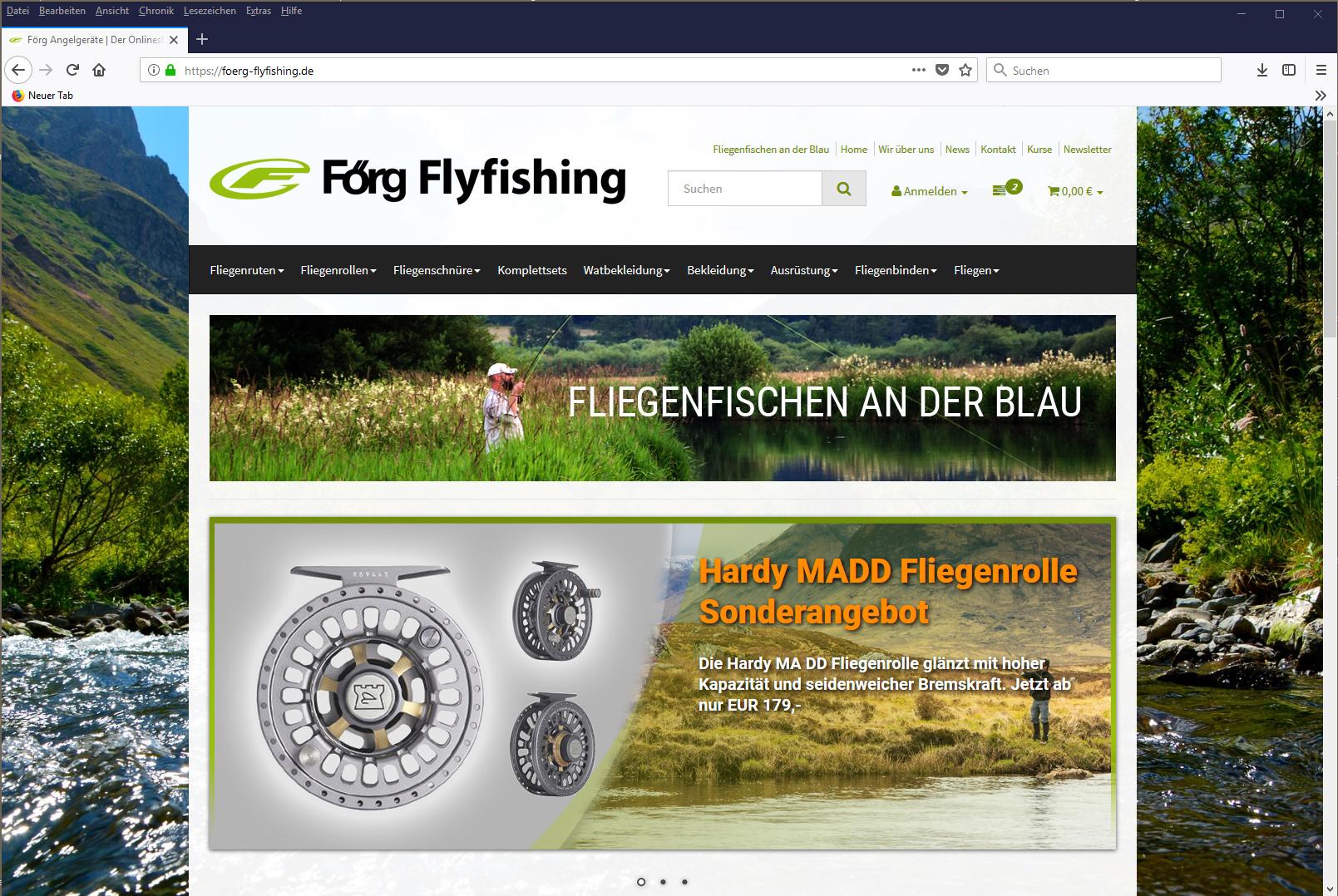 Unser Neuer Online Shop Und Dessen Entwicklung