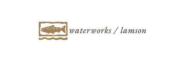 Waterworks Lamson Fliegenrollen