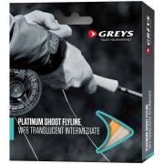 Greys Platinum Shoot Fliegenschnur WF6F