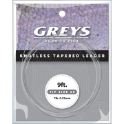 Greys Fliegenvorfach Greylon 9 0,20 mm
