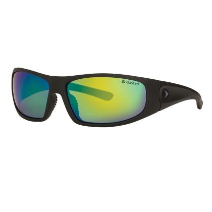 Greys G1 Polarisationsbrille Green Mirror