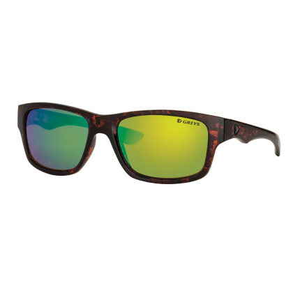 Greys G4 Polarisationsbrille Green Mirror