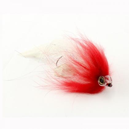 Predator Candy Tube red white