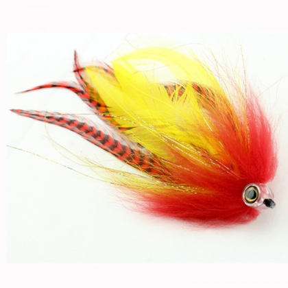 Predator Candy Tube red yellow