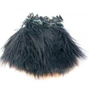 Marabu Federn schwarz