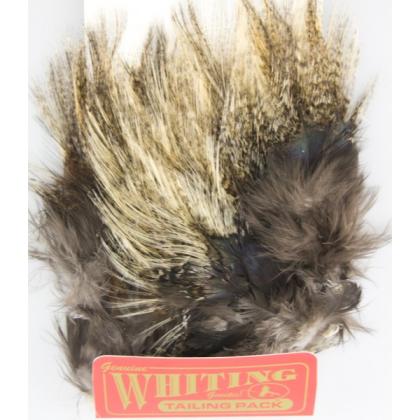 Whiting Coq de Leon Tailing Pack, light pardo