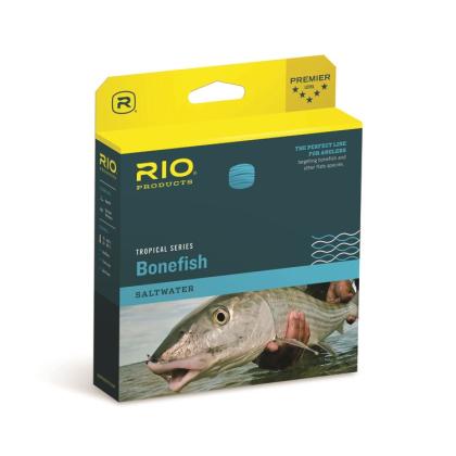 RIO Bonefish Fly Line WF-8-F sand/blue