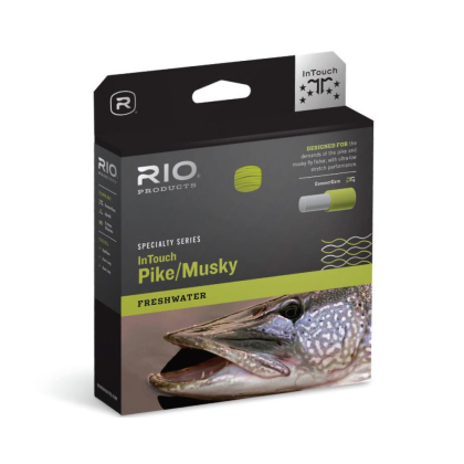 RIO InTouch Pike/Musky gray/yellow WF-9-F / I