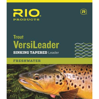 RIO Trout VersiLeader 7ft RIO Trout VersiLeader 7ft medium sink 4ips 12 lb