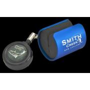 Smith Creek Rod Clip Blau