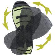Hodgman H5 H-Lock Wade Boot Gummisohle
