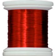 Farbiger Kupferdraht 0,18mm 18Yd. Rot