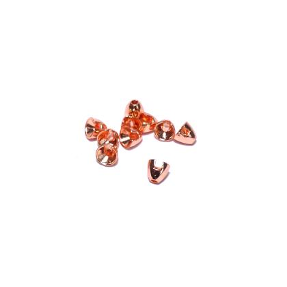 Tungsten Cone Heads L 6x6mm Kupfer