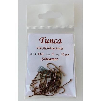 Tunca Fly Hooks T60 Streamer