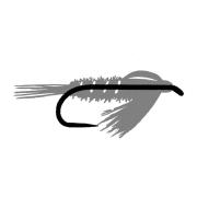 Tunca Expert Barbless Fly Hooks TE30 Nymph