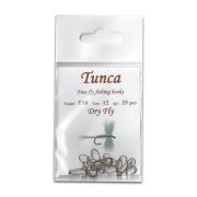 Tunca Fly Hooks T10 Dry fly size 14