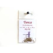 Tunca Fly Hooks T10 Dry fly size 18