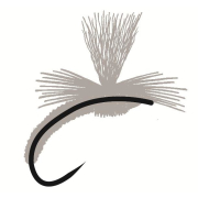 Tunca Fly Hooks T120 Klinkhammer size 8