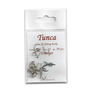 Tunca Fly Hooks T20 Emerger size 16