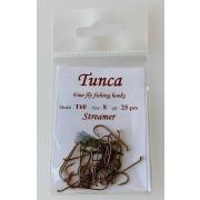 Tunca Fly Hooks T60 Streamer size 6