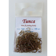 Tunca Fly Hooks T60 Streamer size 8  100 pack