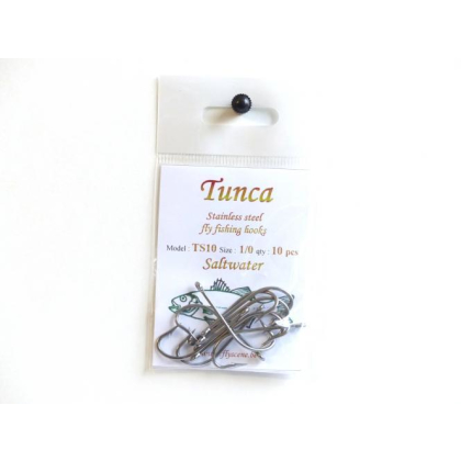Tunca Saltwater Stainless Steel hooks TS10 size 2