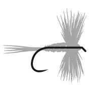 Tunca Expert Barbless Hooks TE15 Wide Gape Dry Fly size 18