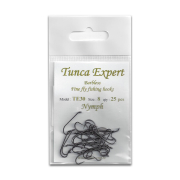 Tunca Expert Barbless Fly Hooks TE30 Nymph size 10