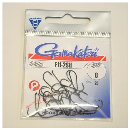 GAMAKATSU HOOK F11-2SH #18