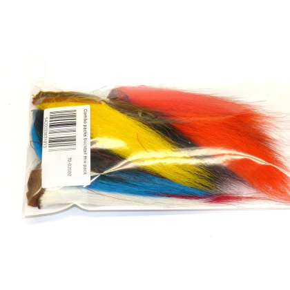 Flyscene Bucktail Combo Pack