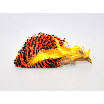 Flies & more Goldfasanen Kopf