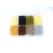 Förg Wabbit Dubbing Dispenser 8 Farben