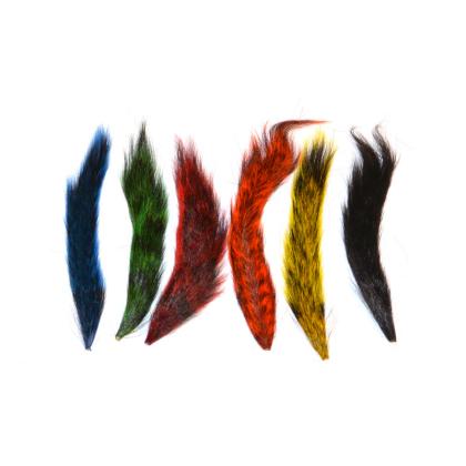 Squirrel Combo (Eichhörnchen gefärbt) 6 Farben