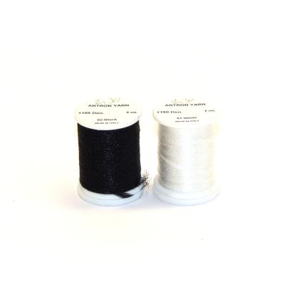 Antron Yarn 8m weiß