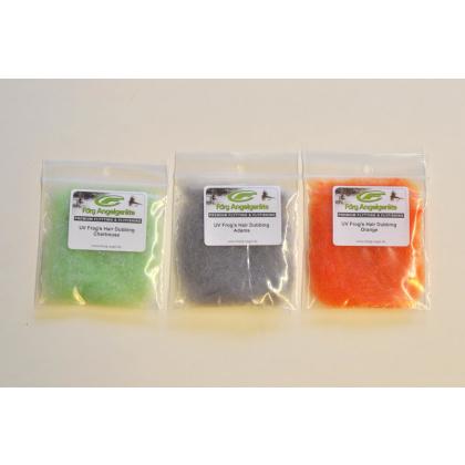 Förg UV Frogs Hair Salmonfly
