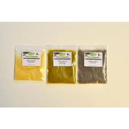 Förg Wabbit Dubbing oliv