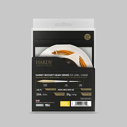 Hardy Rocket Head Series HOV/INT/INT/S2 Schusskopf
