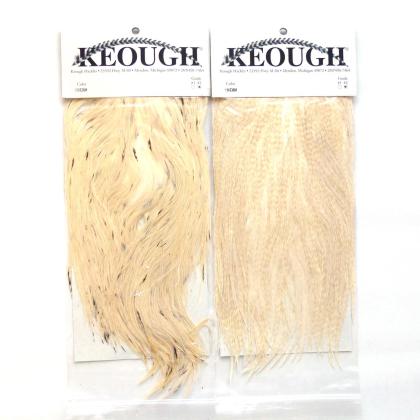 Keough Saddle Grade 2 Cream