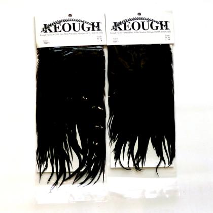 Keough Saddle Grade 2 Schwarz