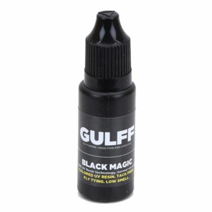 GULFF UV Lack Black Magic 15ml