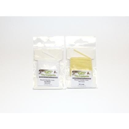 Förg Chenille 2mm verschiedene Farben Oliv
