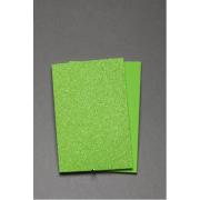 Fly Scene Glitter Foam 2mm Chartreuse