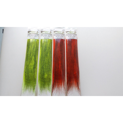 Craft Fur Barred - Extra Select Fluo Gelb