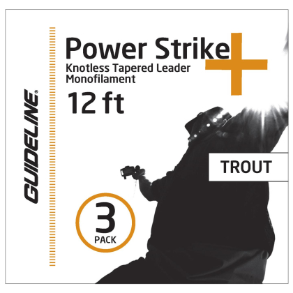 Guideline POWER STRIKE TROUT 12ft  5X  3St