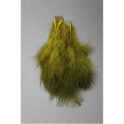 Fly Scene Marabou 12 Loose Feathers Olive
