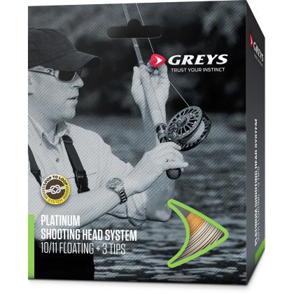 Greys PLATINUM SHOOT HEAD SYSTEM Intermediate Fliegenschnur
