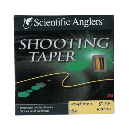 Scientific Anglers Shooting Taper ST-9-F
