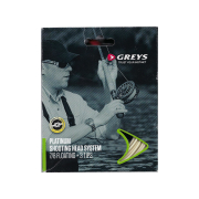 Greys Platinum Shooting Head System 7/8 Floating mit 3 Tips