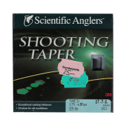 Scientific Anglers Shooting Taper ST-7-S Grey