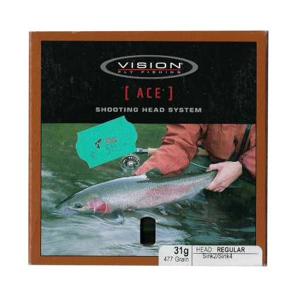 Vision ACE 31g / 477 gr Regular Sink2/Sink4